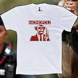 Camiseta Monopoli