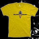 Camiseta Helado Oscuro