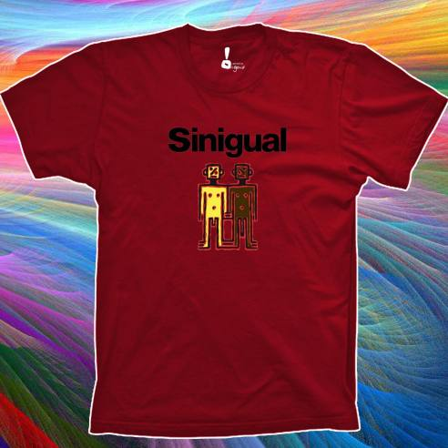 Camiseta Sinigual