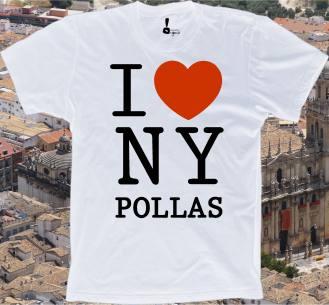 I Love Ny Pollas