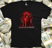 Camiseta Game of Patrones