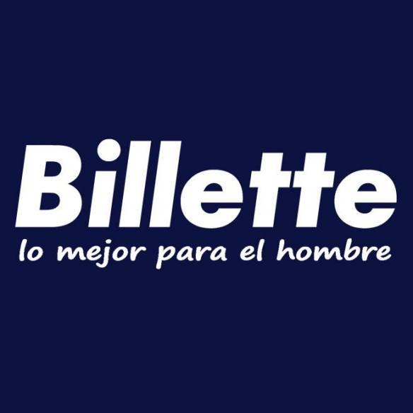 Billette, lo mejor para el hombre.