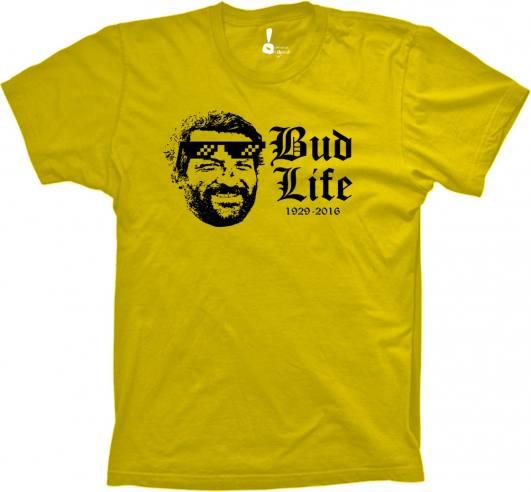 Camiseta Bud life