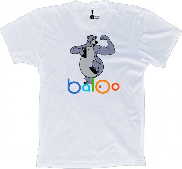 Camiseta Baloo