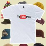 Camiseta Yo tube pelo