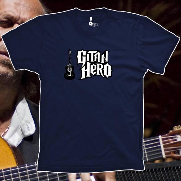 Camiseta Gitan Hero