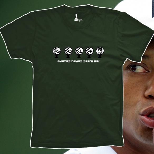 Camiseta Golfo