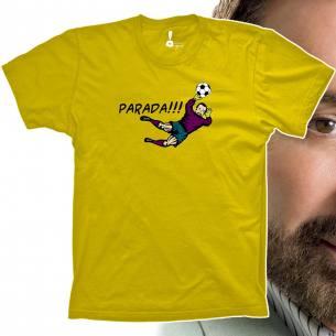 Camiseta Parada