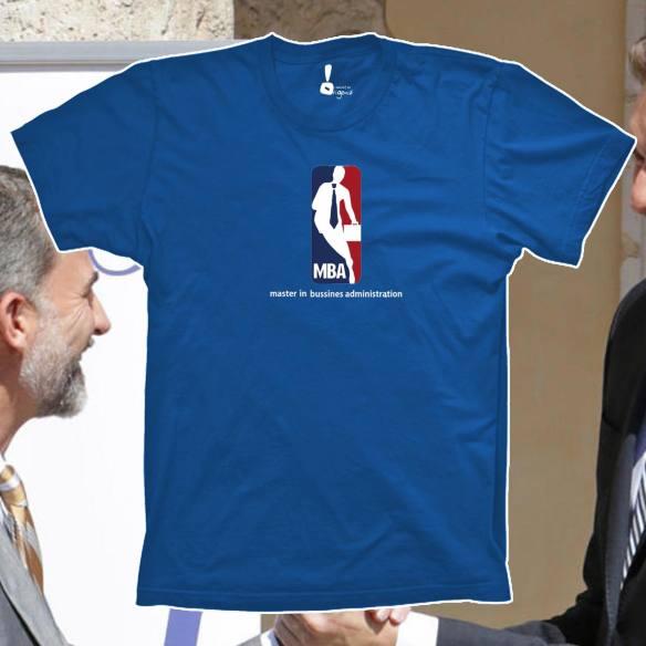 Camiseta MBA
