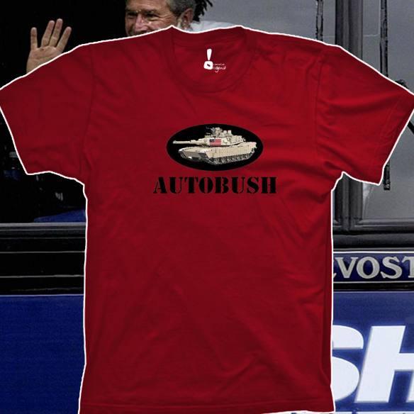 Camiseta Autobush