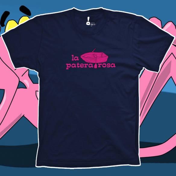 Camiseta La Patera Rosa