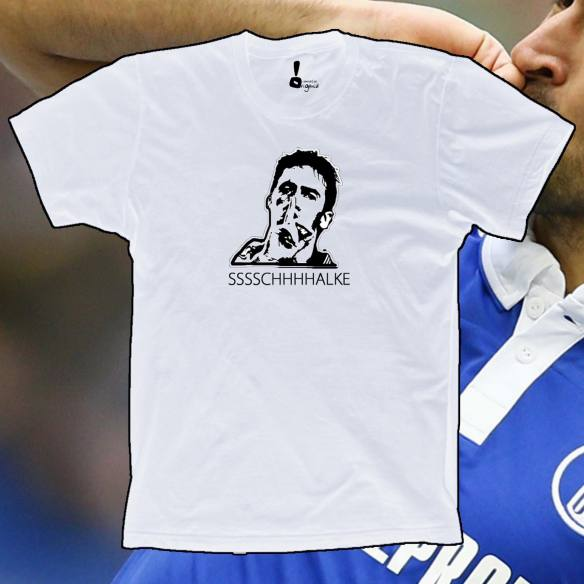 Camiseta Schalke04 Sssschalke