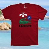 Camiseta Lacosta