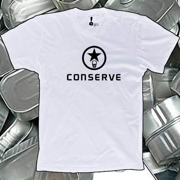 Camiseta Conserve