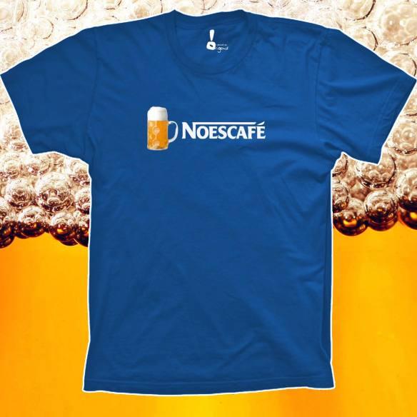 Camiseta Noescafé