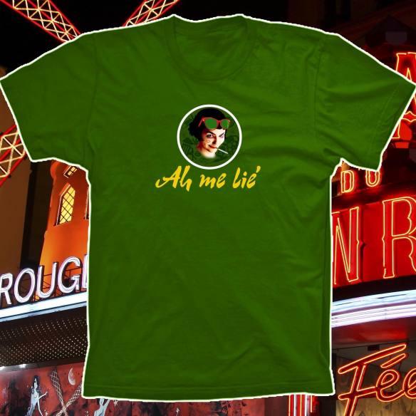 Camiseta Ah me lié