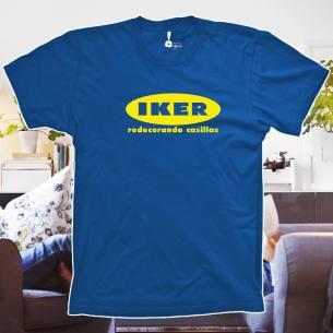 Camiseta Iker