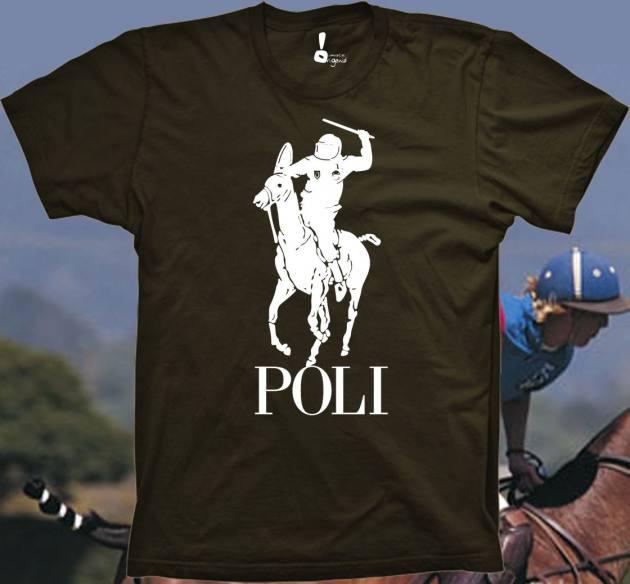 Camiseta Poli Polo