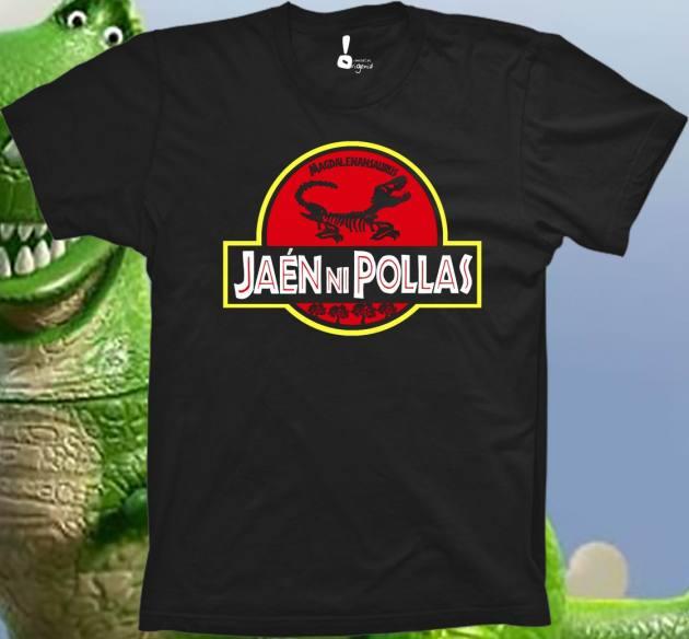 Jurassic Jaén ni pollas