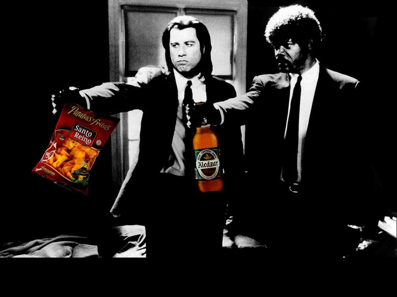 Pulp Fiction en Jaén