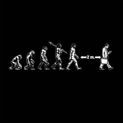 Evolution Covid-19