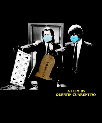 Pulp Fiction Cuarentino