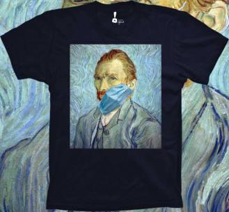 La mascarilla de Van Gogh