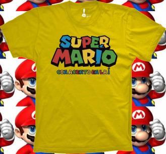 Super Marío (con acento en...