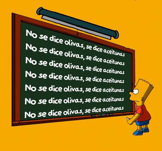 Camiseta Frases de Bart
