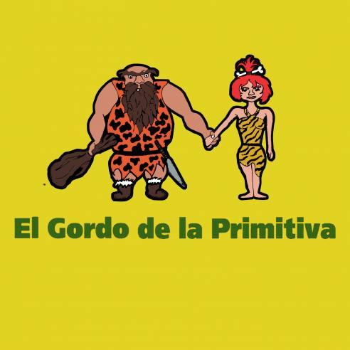 Camiseta El Gordo de la Primitiva.