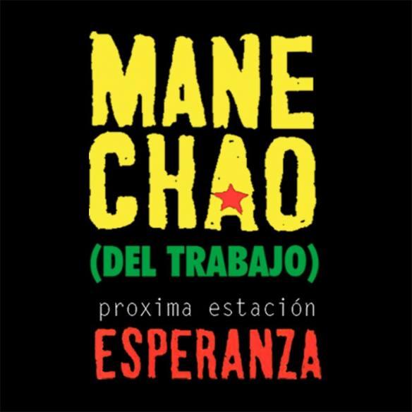 Camiseta Mane Chao