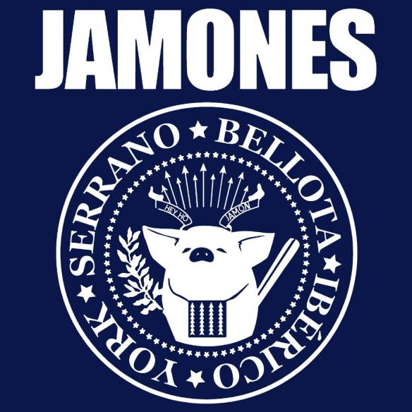 Camiseta Jamones