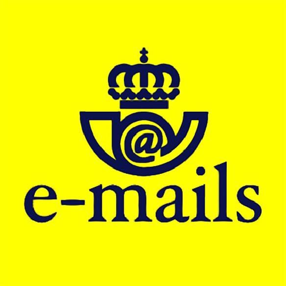 Camiseta Emails