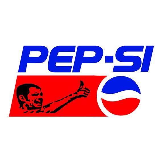 Camiseta Pep-si